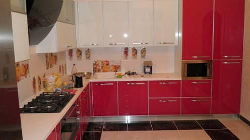 Кухня Алита