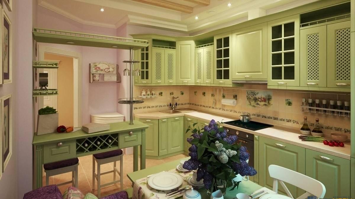 Кухня Фристайл