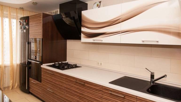 Кухня Ирбис
