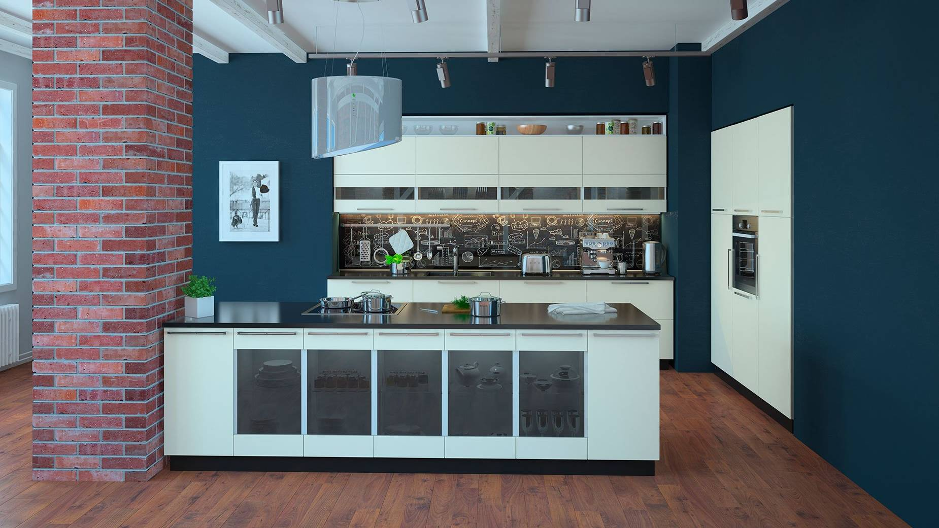 Кухня Капри