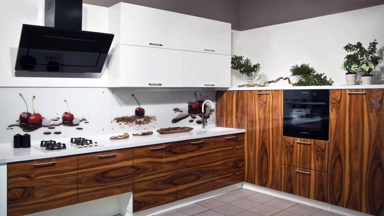 Кухня Люмия