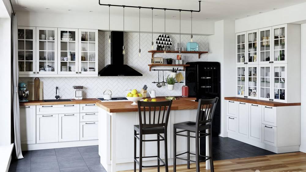 Кухня Норден