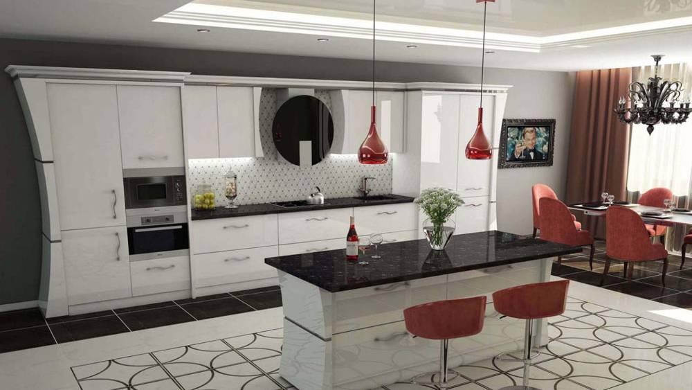 Кухня Рекодо