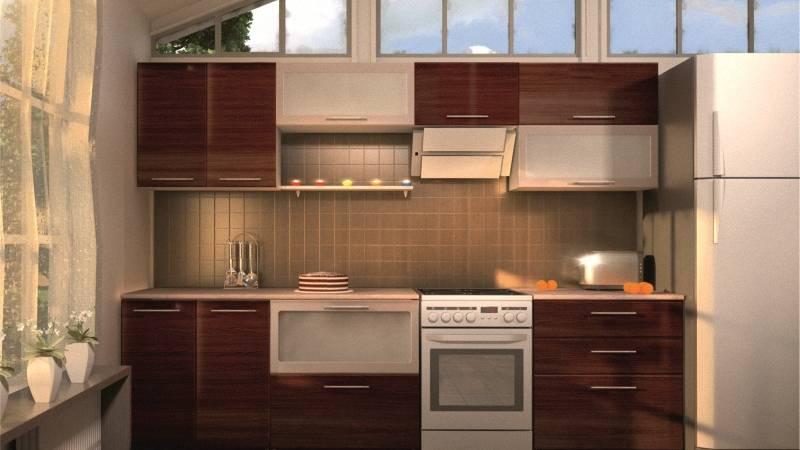 Кухня Селена
