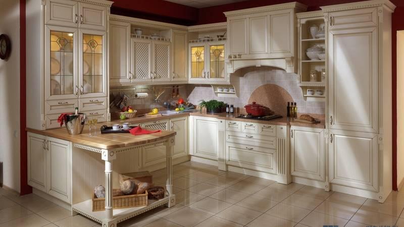 Кухня Стоун Вуд