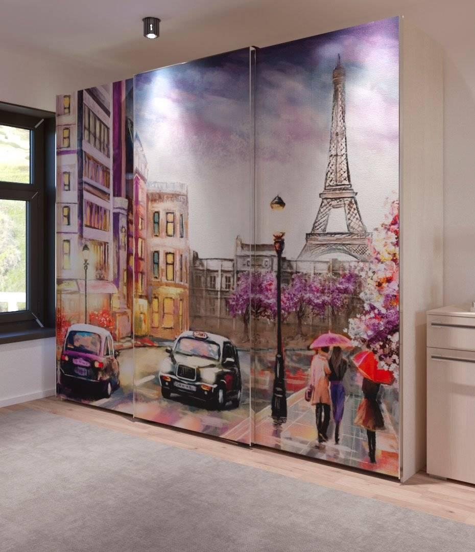 Шкаф-купе Париж